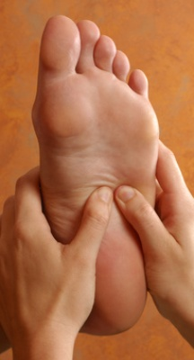 Reflexology & Foot Care Treatments #02